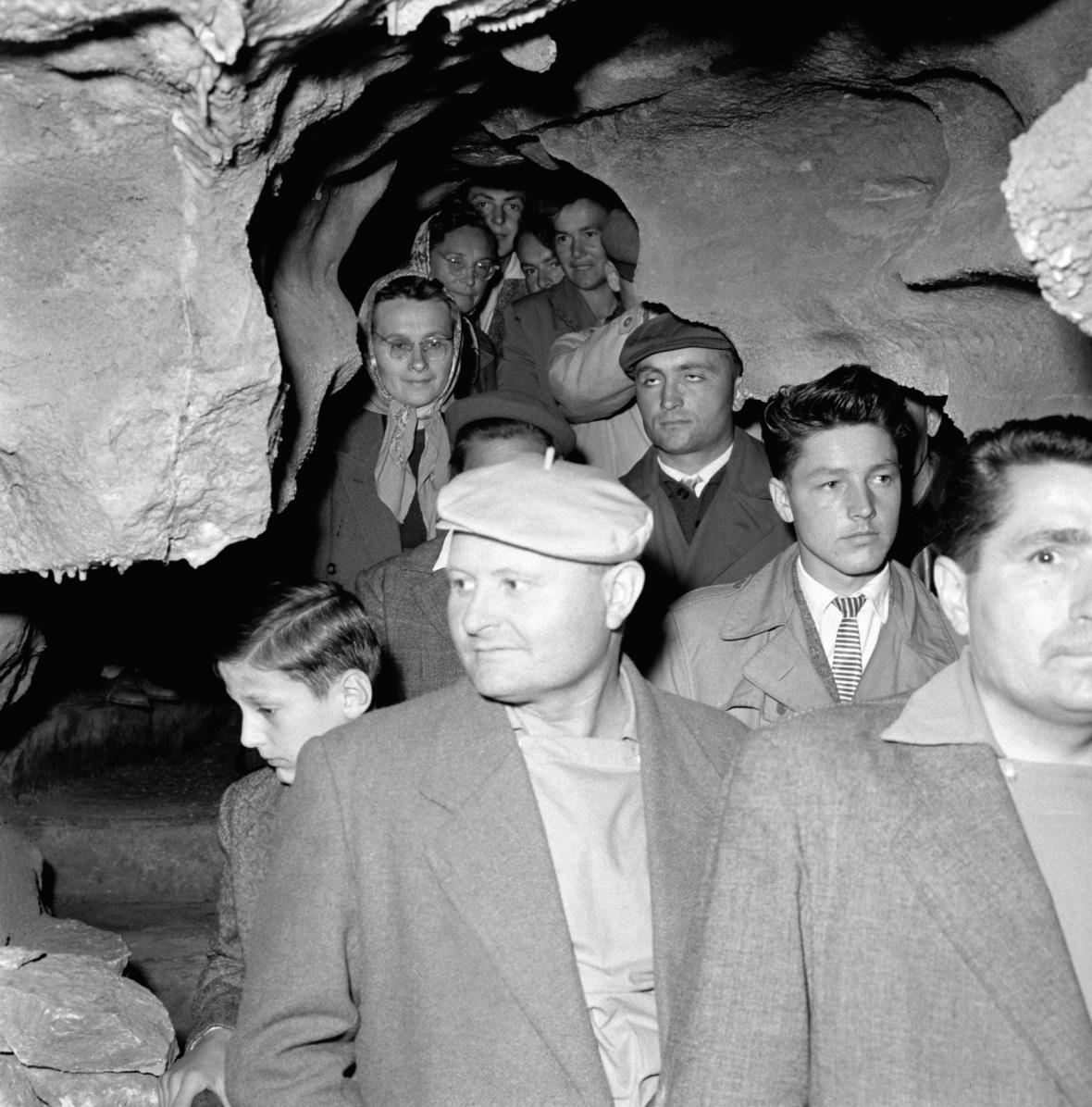 Koněpruské jeskyně slaví 60 let od zpřístupnění