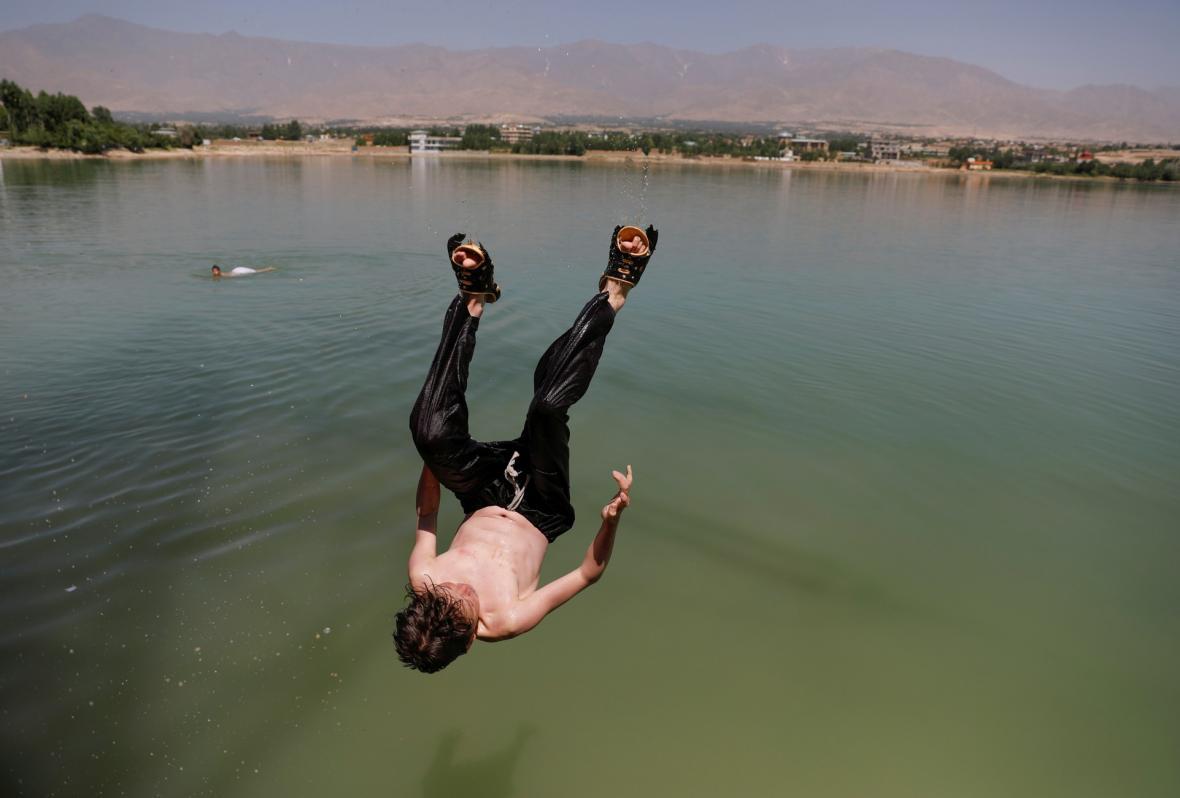 Prázdniny v Afghánistánu