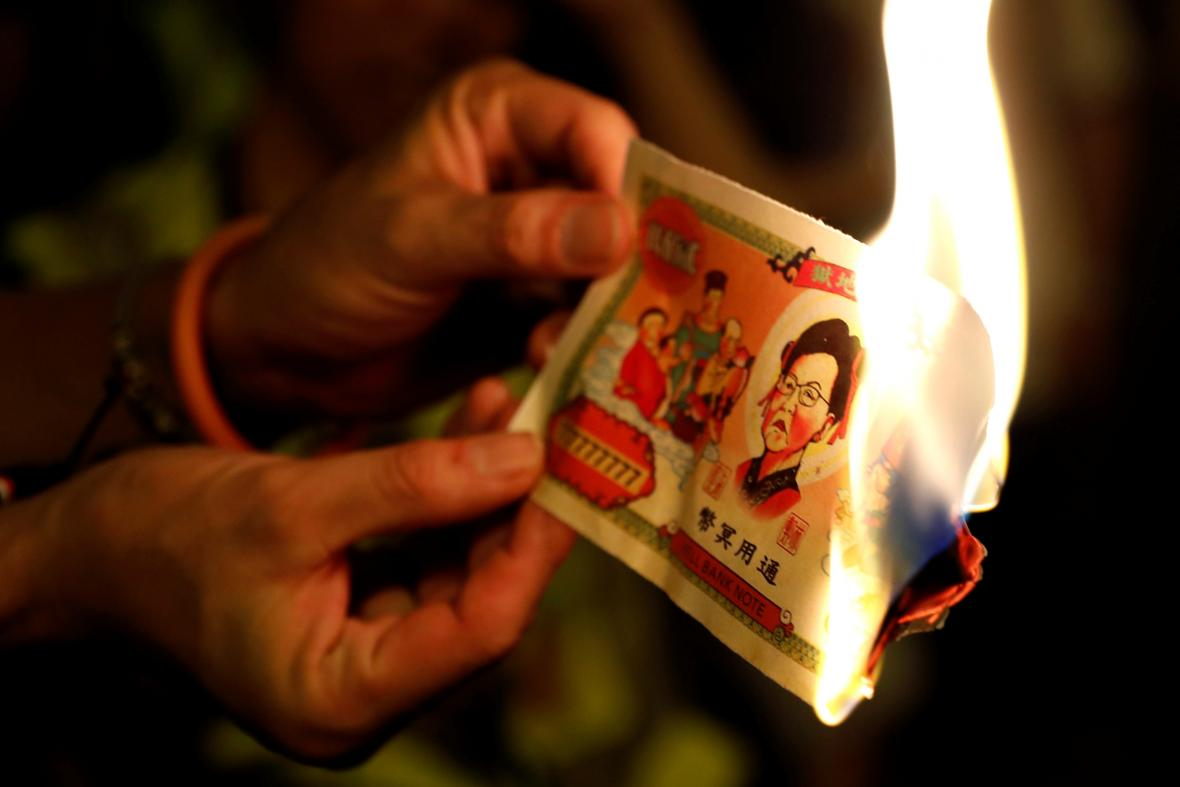 Umění protestů v Hongkongu