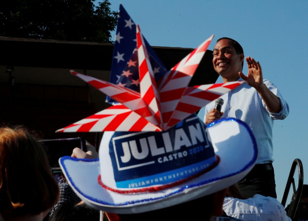 Prezidentské volby v USA začínají