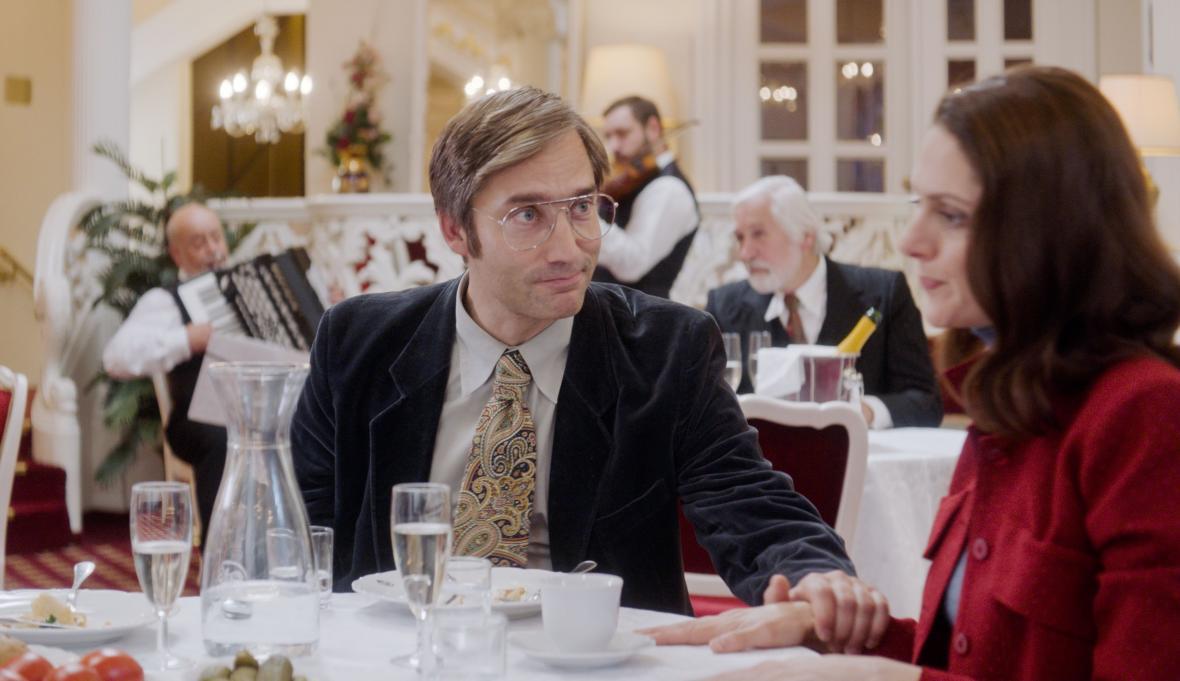 Z filmu Pražské orgie