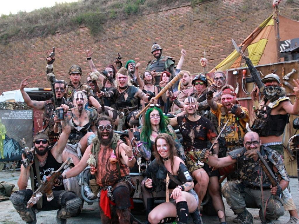 Junktown na festivalu Brutal Assault