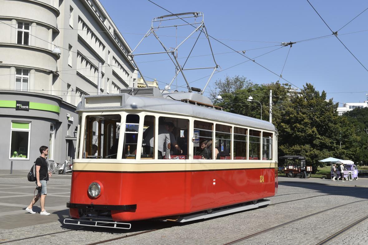 150 výročí městské hromadné dopravy v Brně