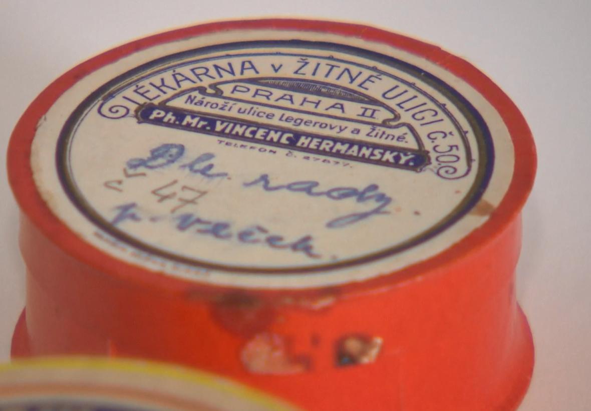 Léky Jana Masaryka