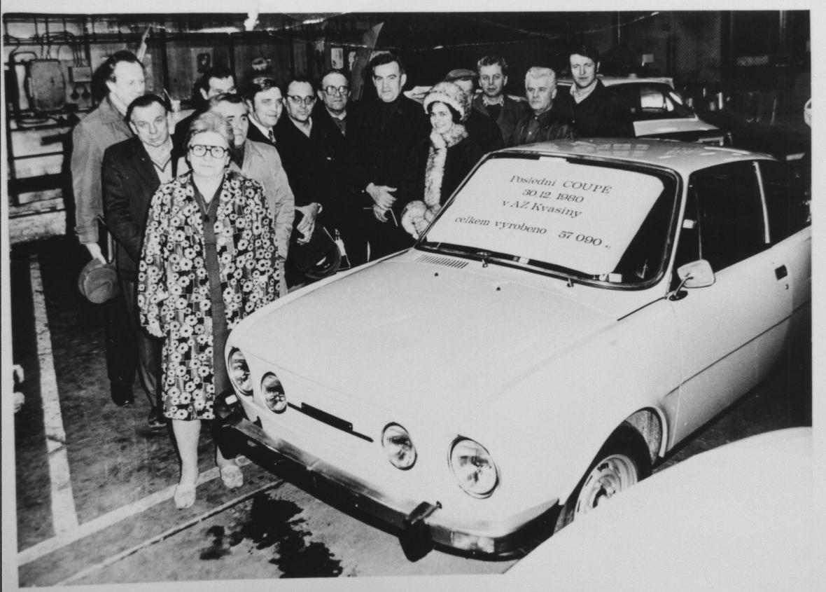 Škoda 100 a 110 slaví 50 let