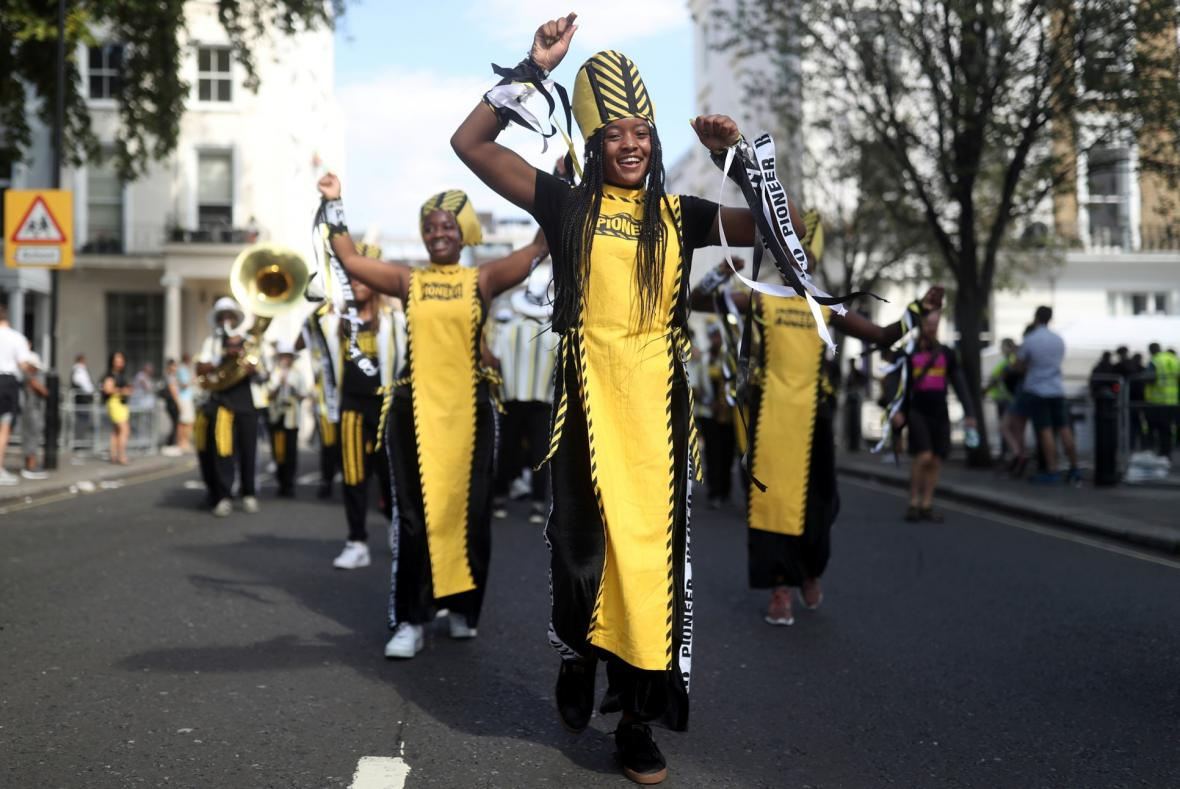 Notthing Hill Carnival