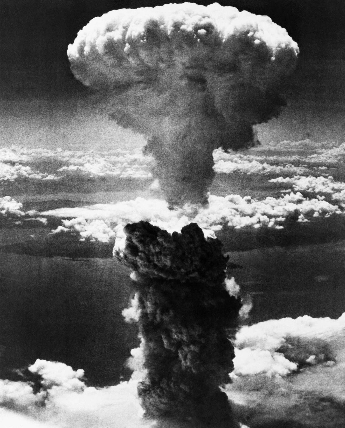 Výbuch v Nagasaki