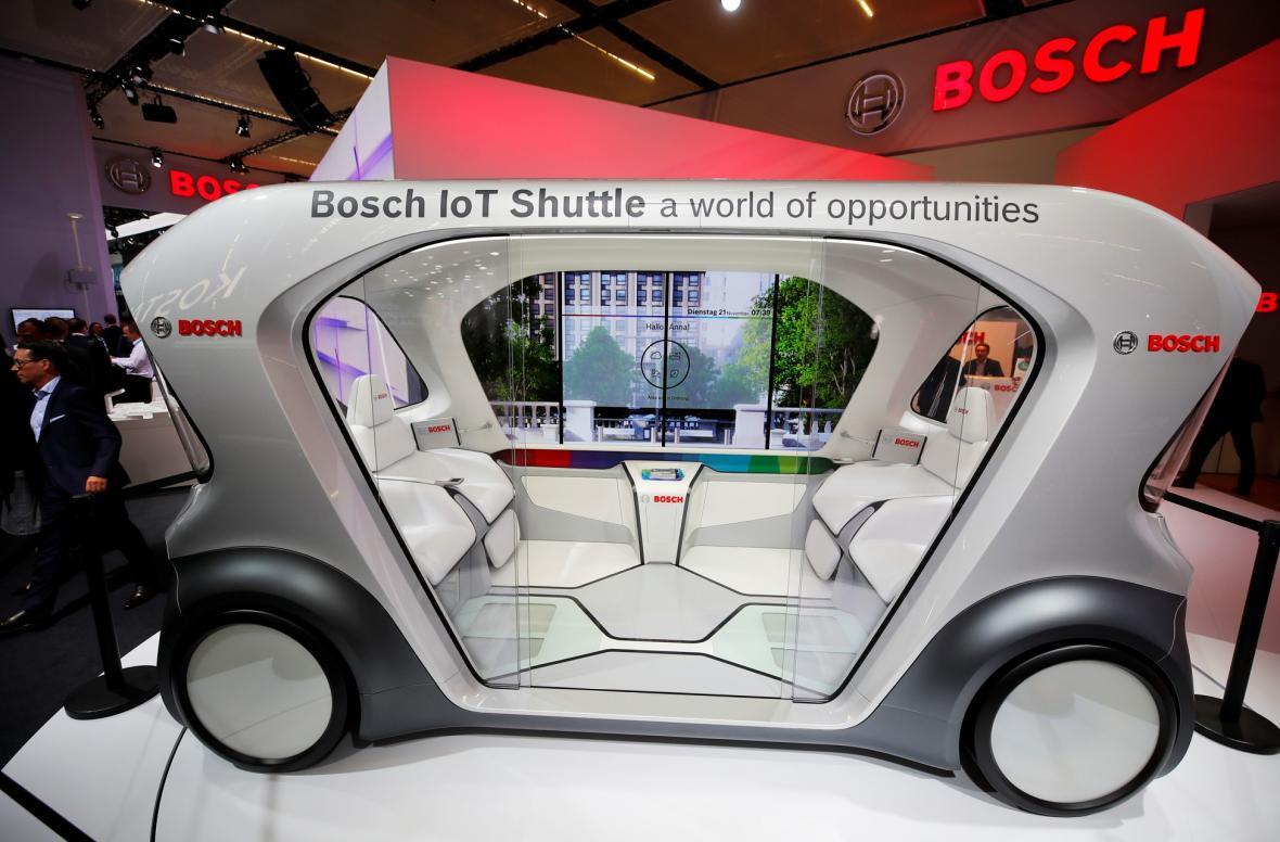 Autosalon ve Frankfurtu 2019