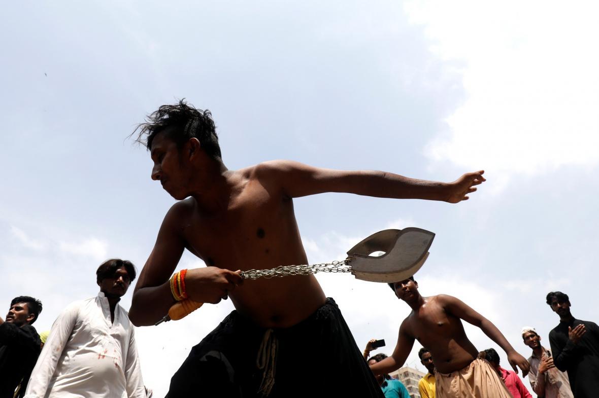 Muslimský svátek Ashura