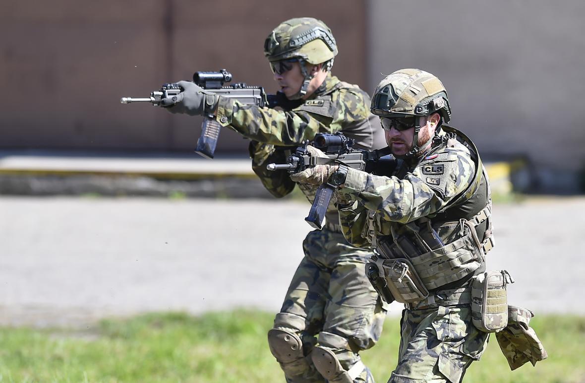 Vojenské cvičení Ample Strike 2019