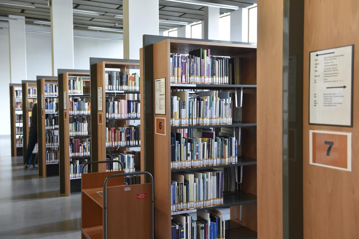 Zrekonstruovaná Moravská zemská knihovna