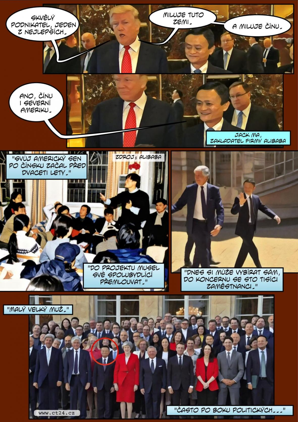 Jack Ma odešel do ústraní