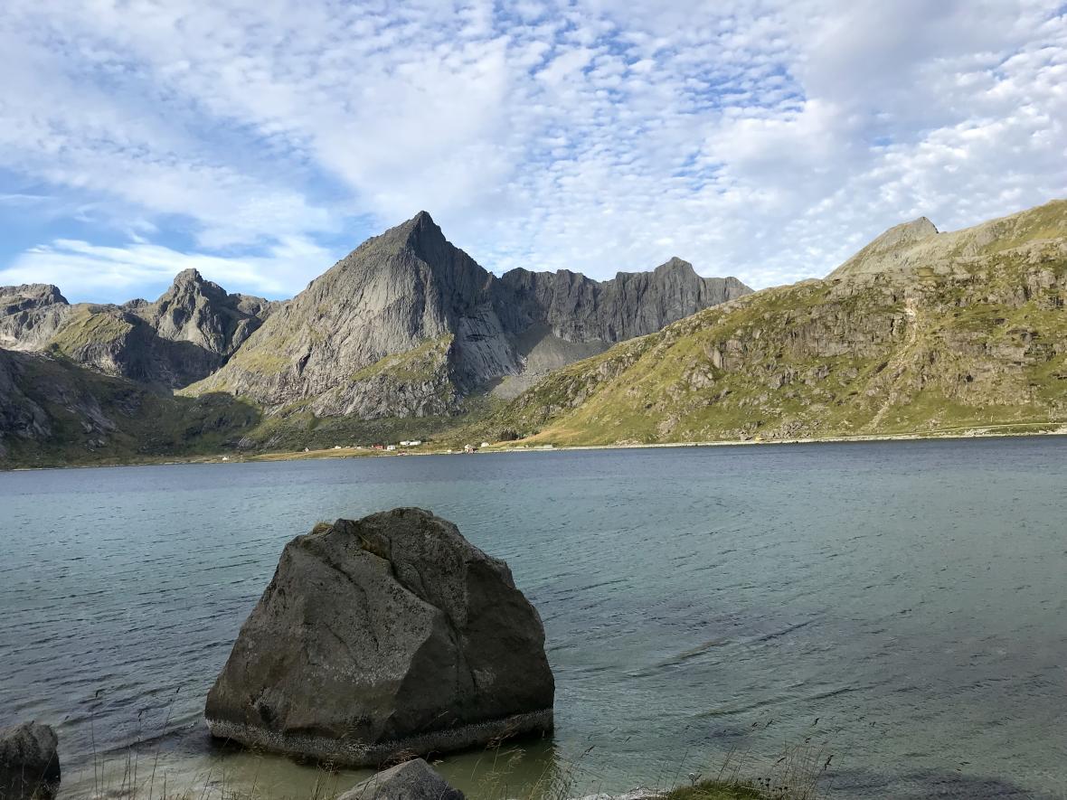 Lofoty lákají turisty na nedotčenou přírodu