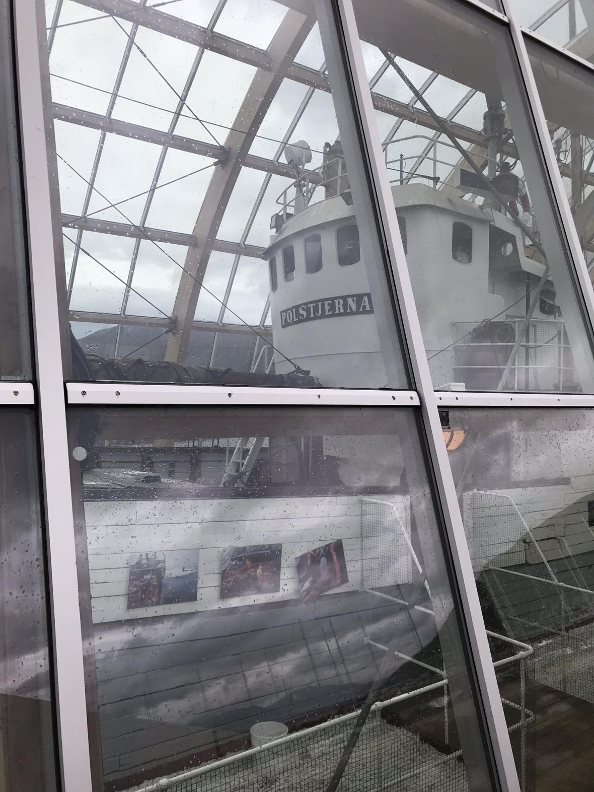 Loď MS Polstjerna