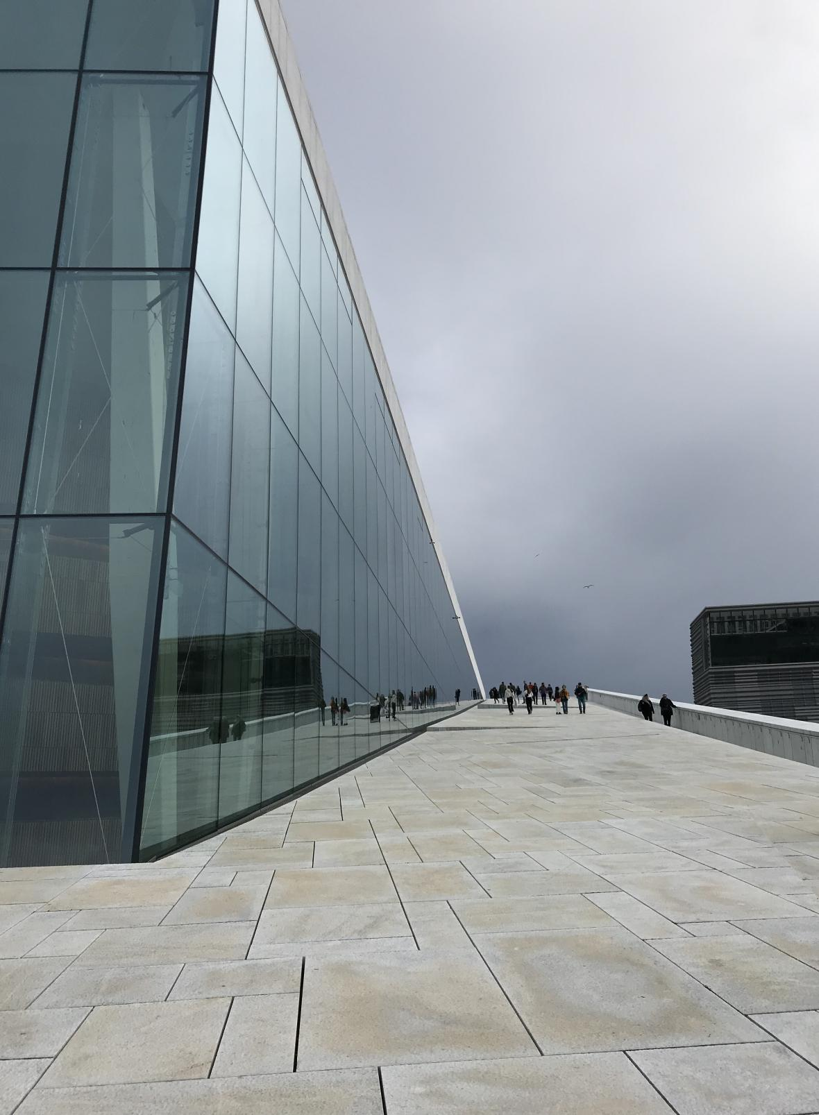 Opera v Oslu