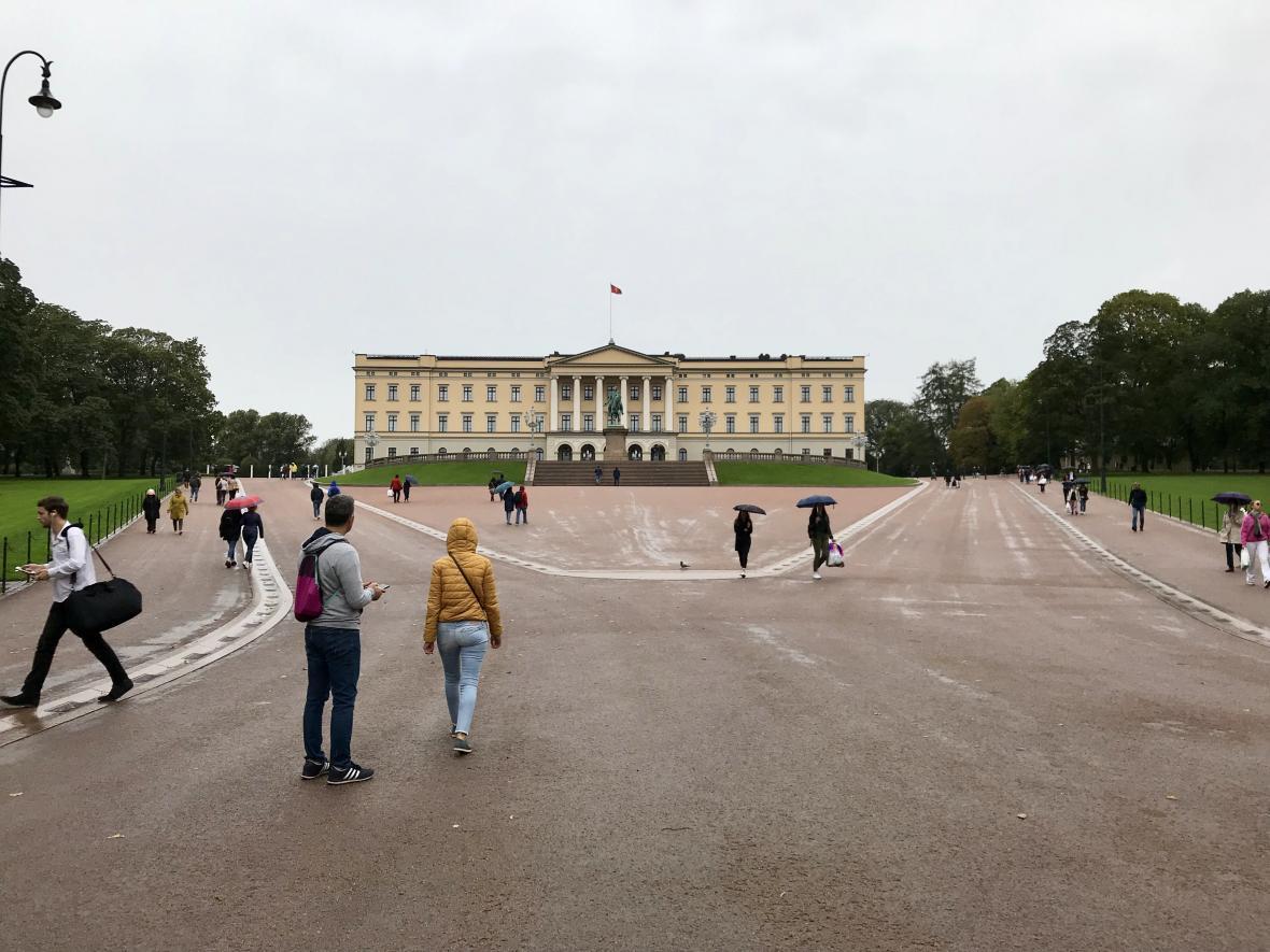 Královský zámek
