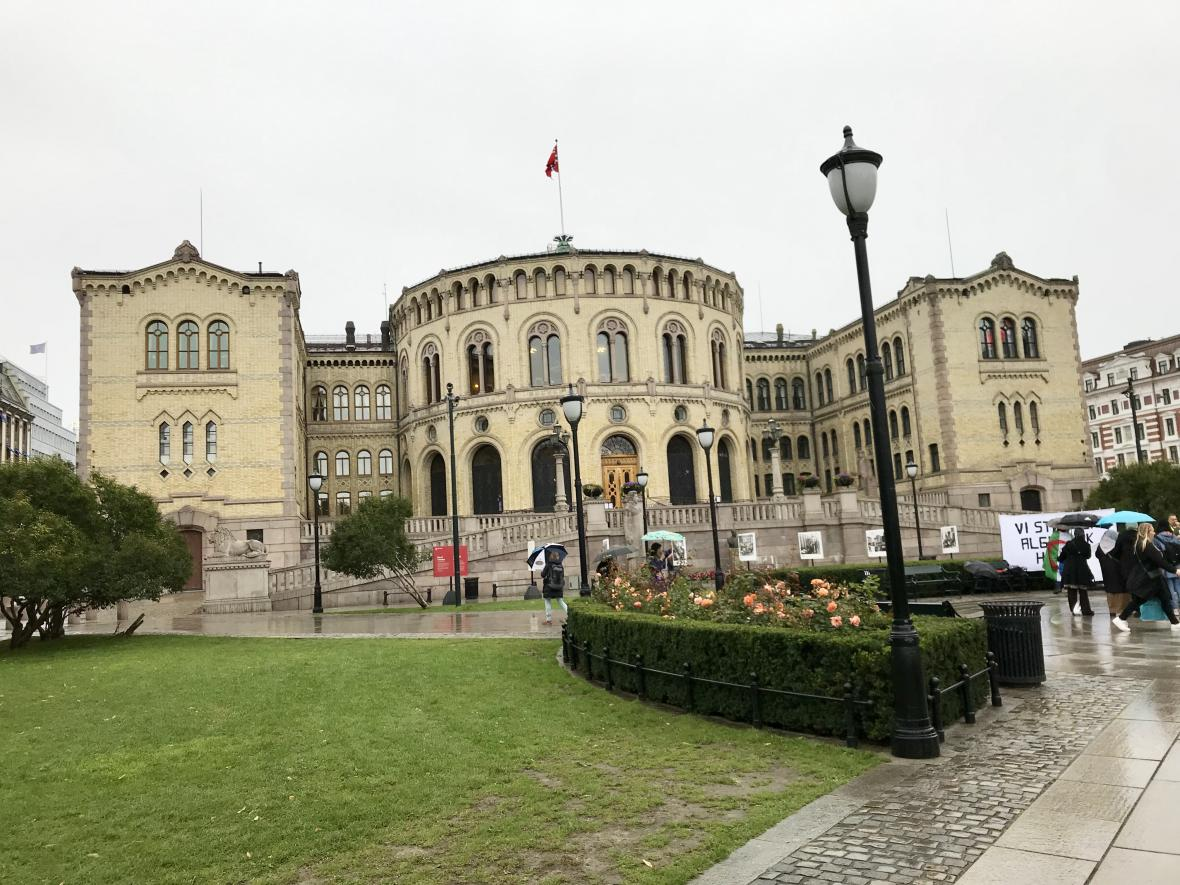 Norský parlament
