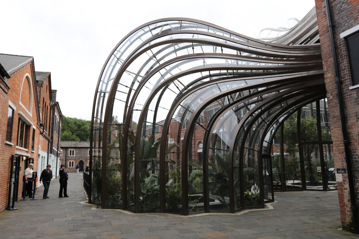 Designer Thomas Heatherwick představí v Praze nový projekt