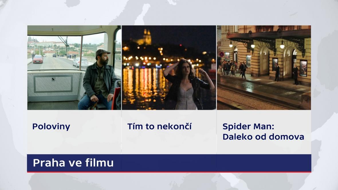 Praha ve filmu
