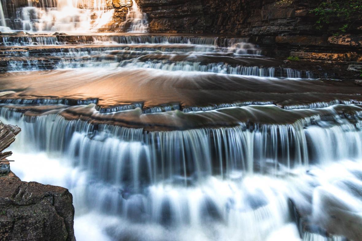 Rockway Falls, Kanada