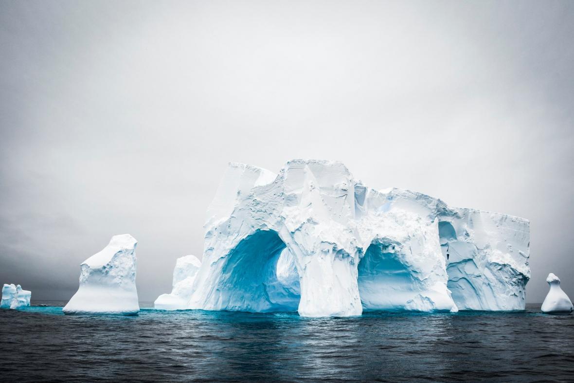 Na cestě do Antarktidy
