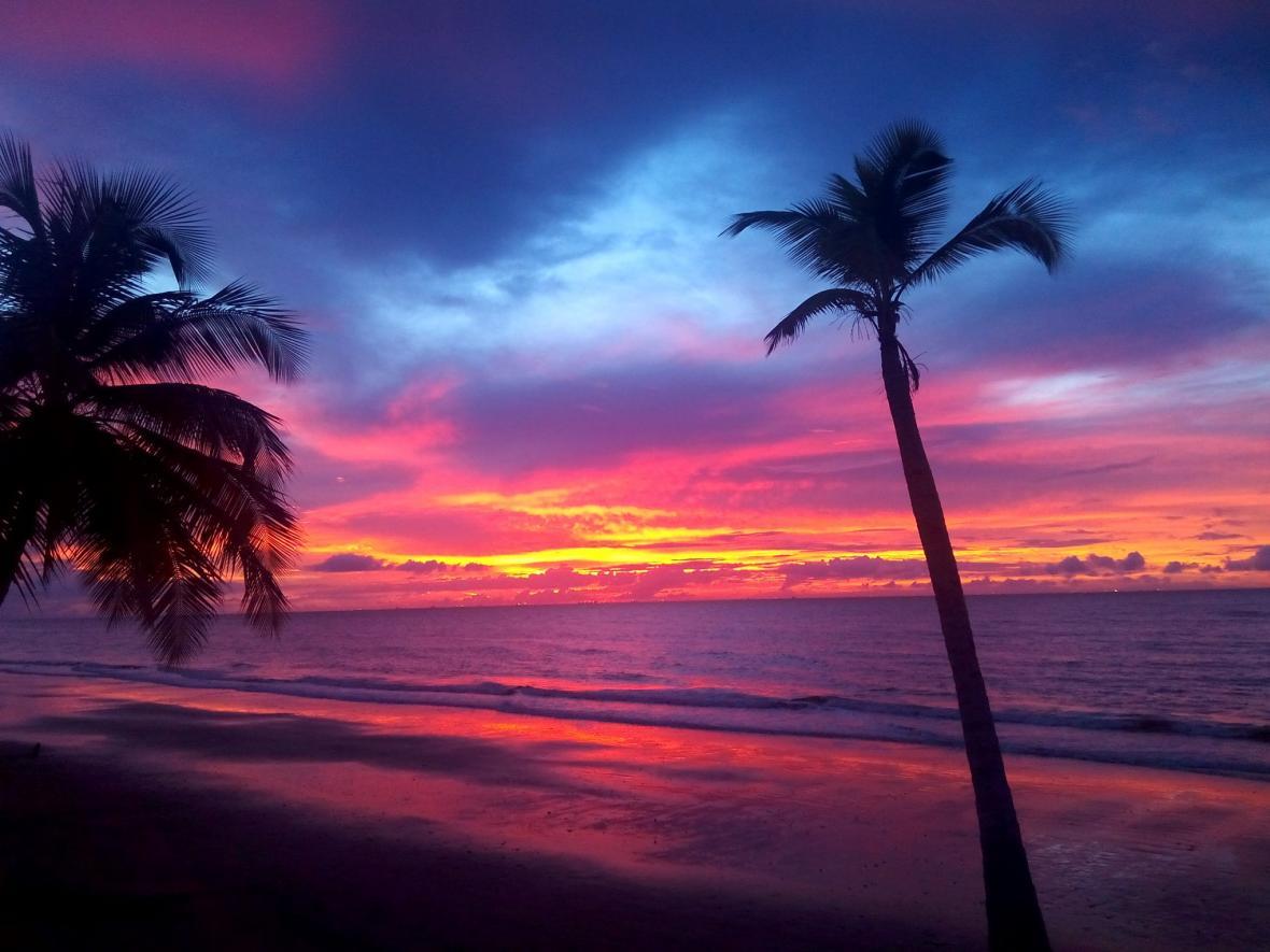 Granville Beach, Trinidad a Tobago