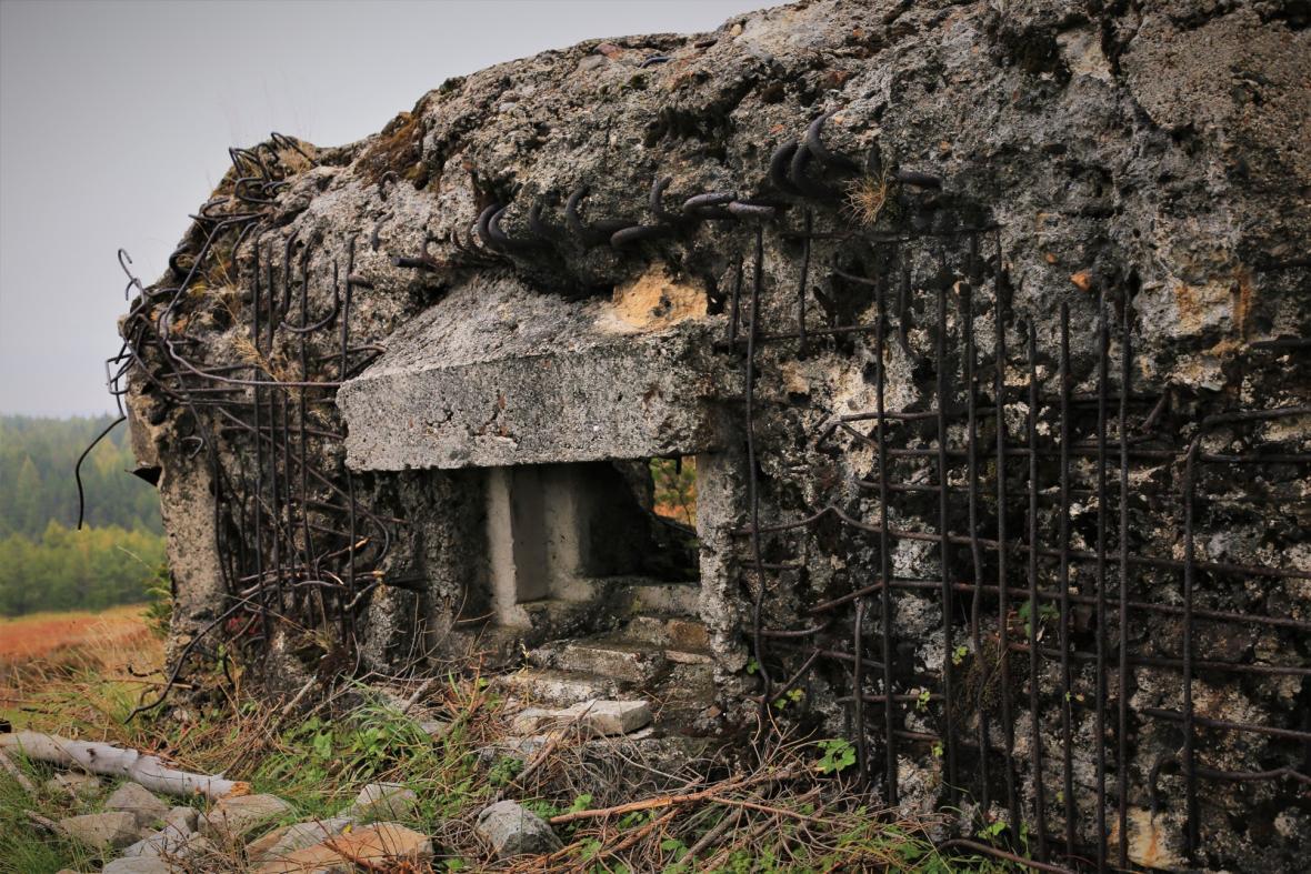 Bývalé vojenské prostory v CHKO Brdy
