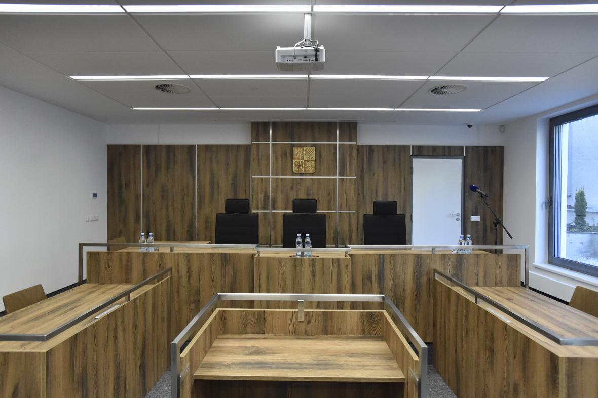 Nová přístavba Nejvyššího soudu