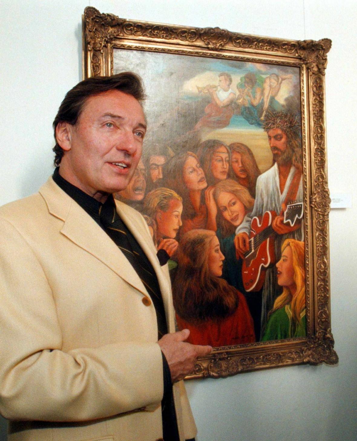 Karel Gott galerie