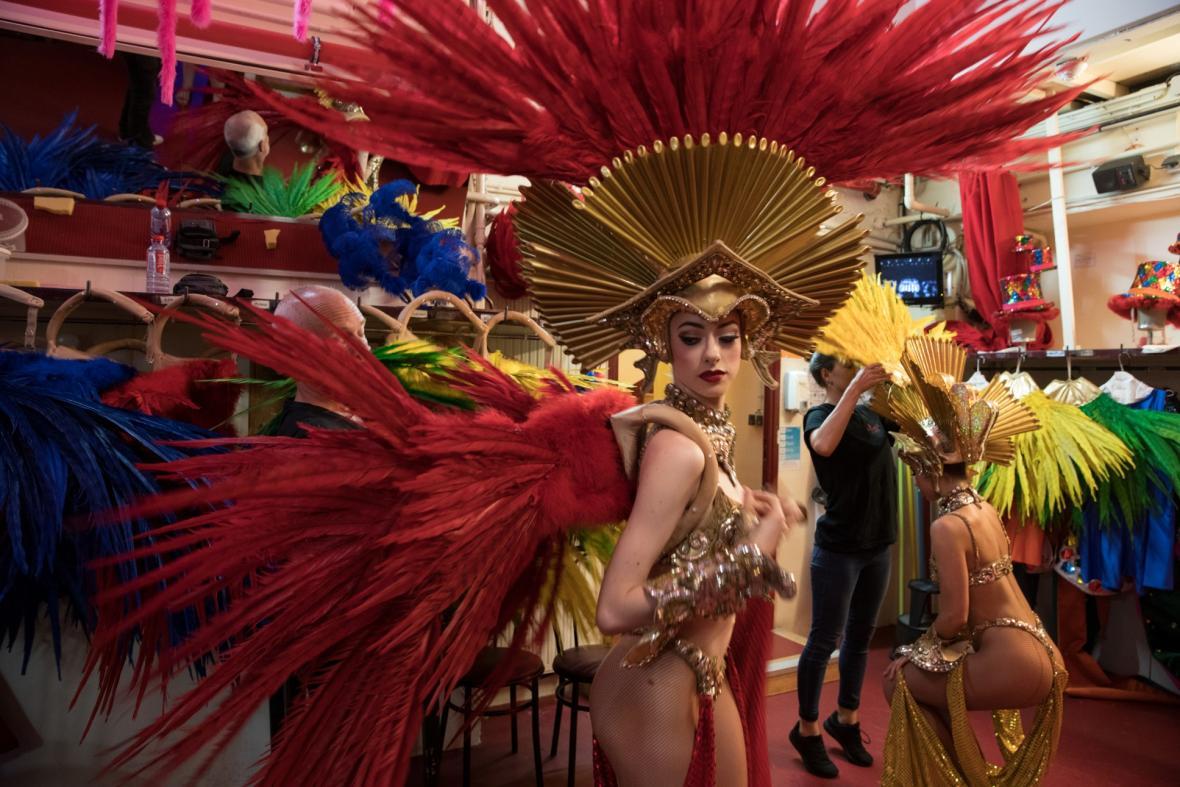 Moulin Rouge slaví 130 let od svého vzniku