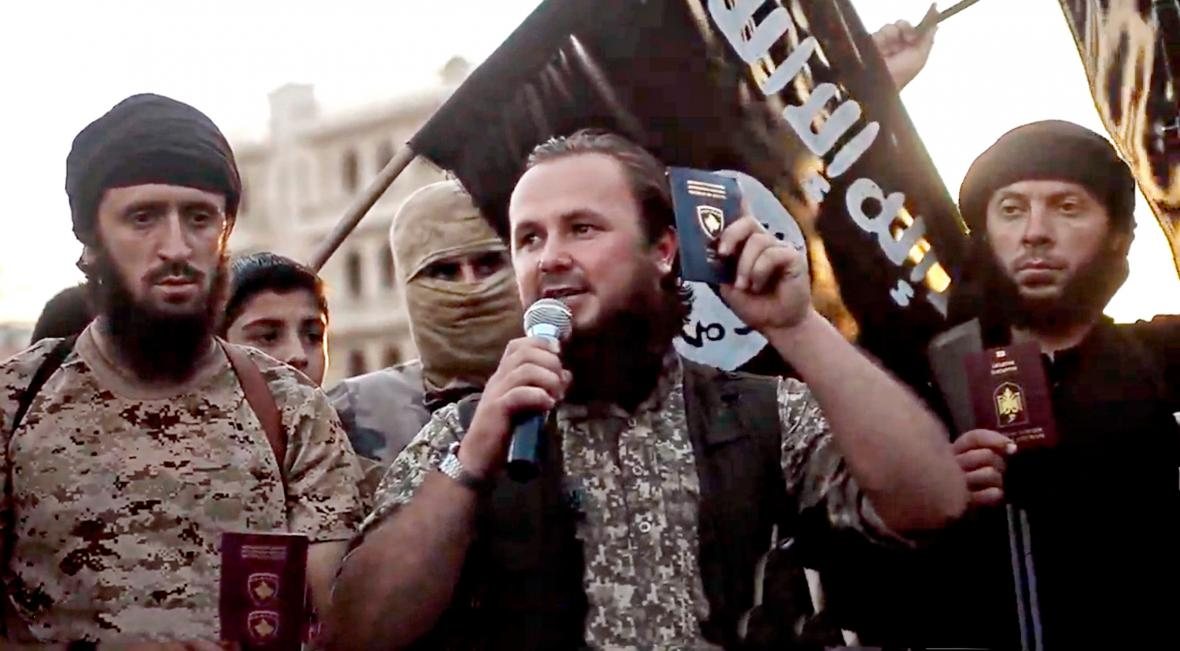 Teroristé z ISIS