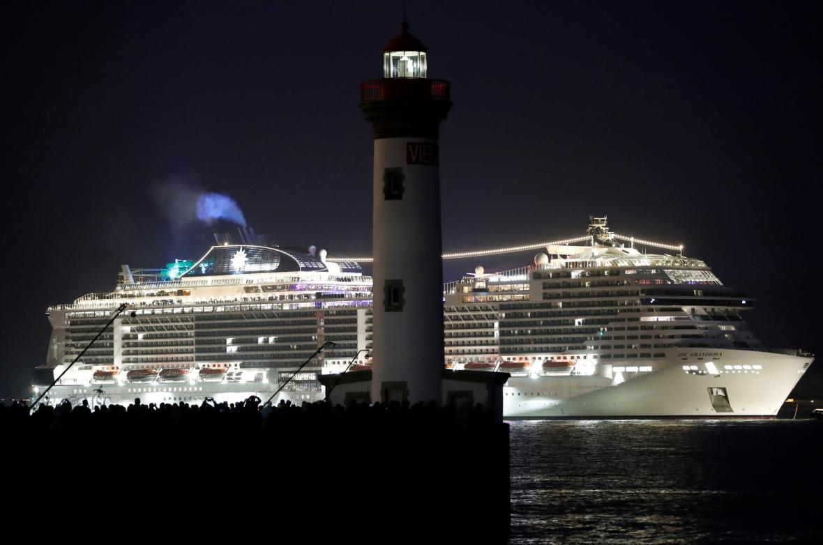 Loď MSC Grandiosa