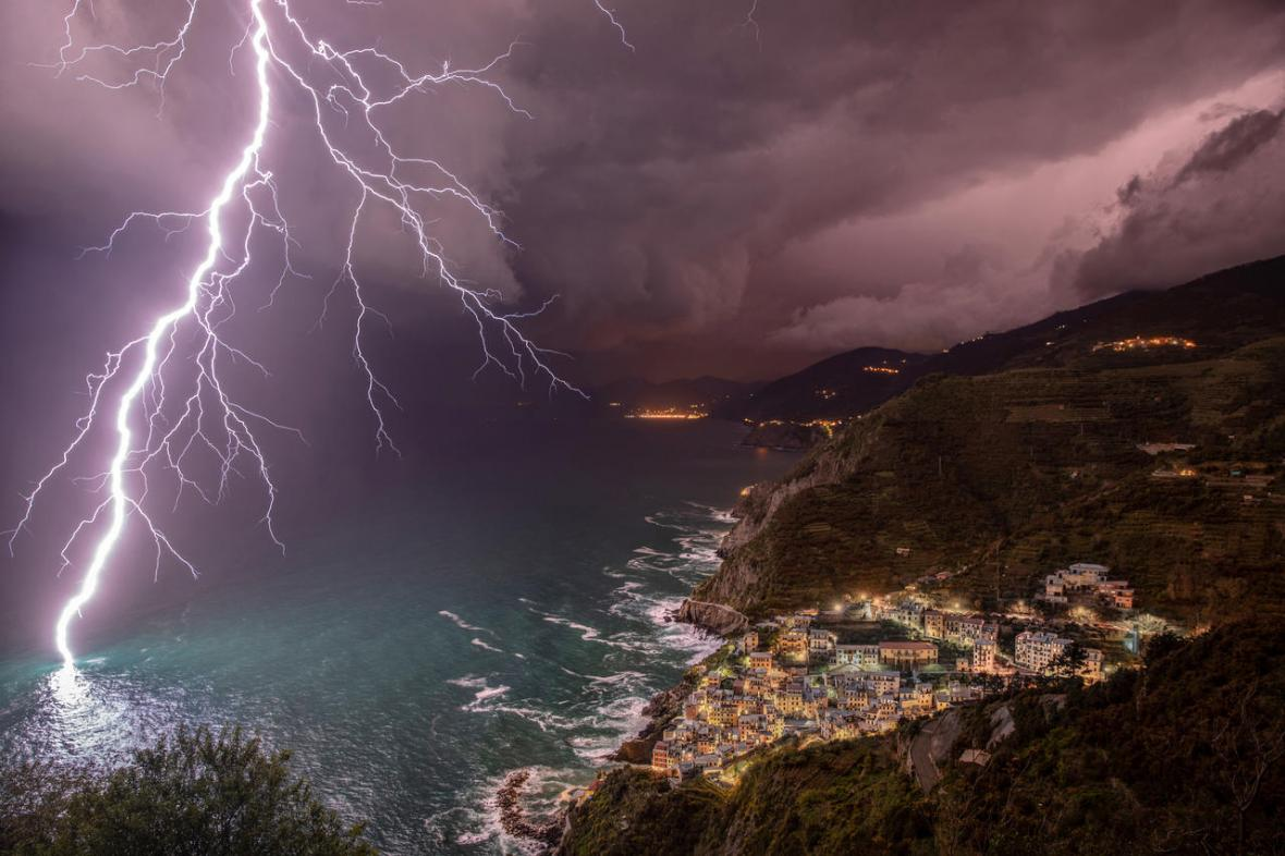Nejlepší fotografie počasí za rok 2019, druhé místo