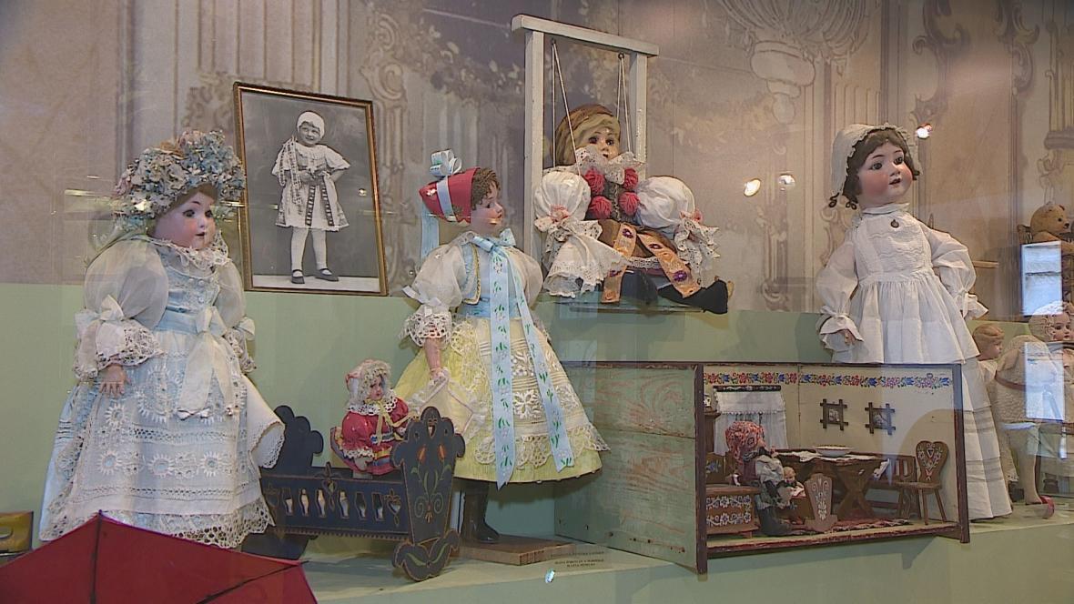 Muzeum hraček v Měnínské bráně