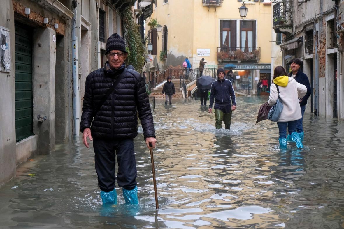 Banátky zaplavila největší povodeň za posledních 50 let