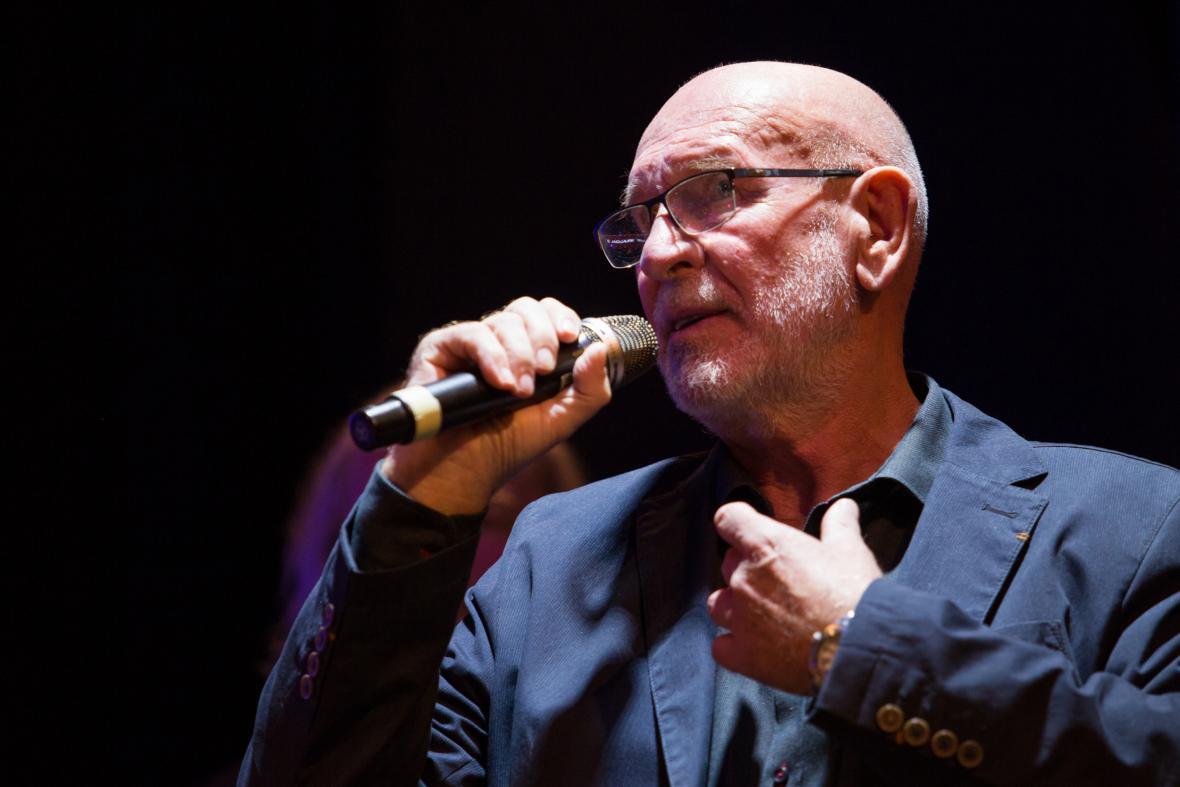 Ředitel šumperského mezinárodního festivalu Blues Alive Vladimír Rybička