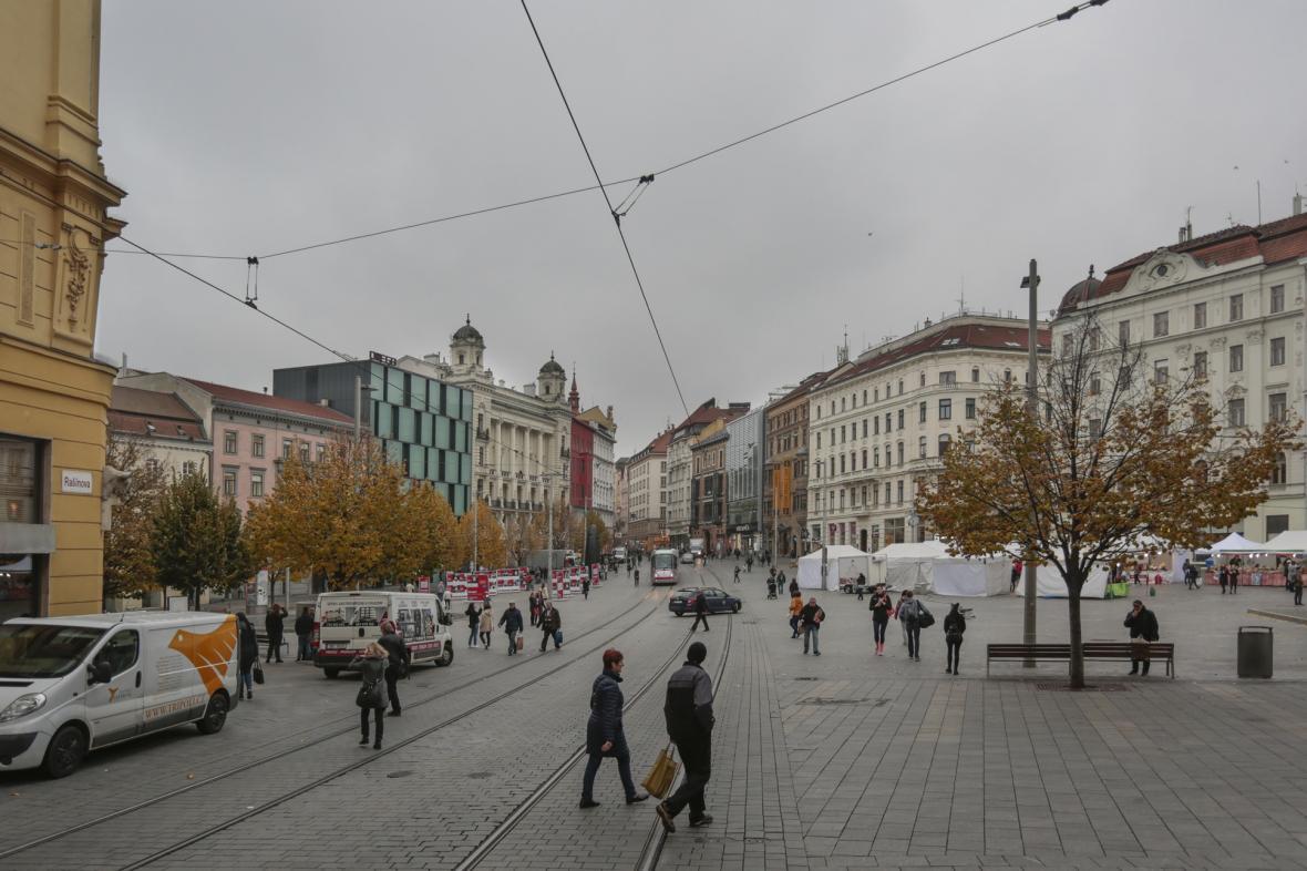 Sametová revoluce očima fotografů v Brně