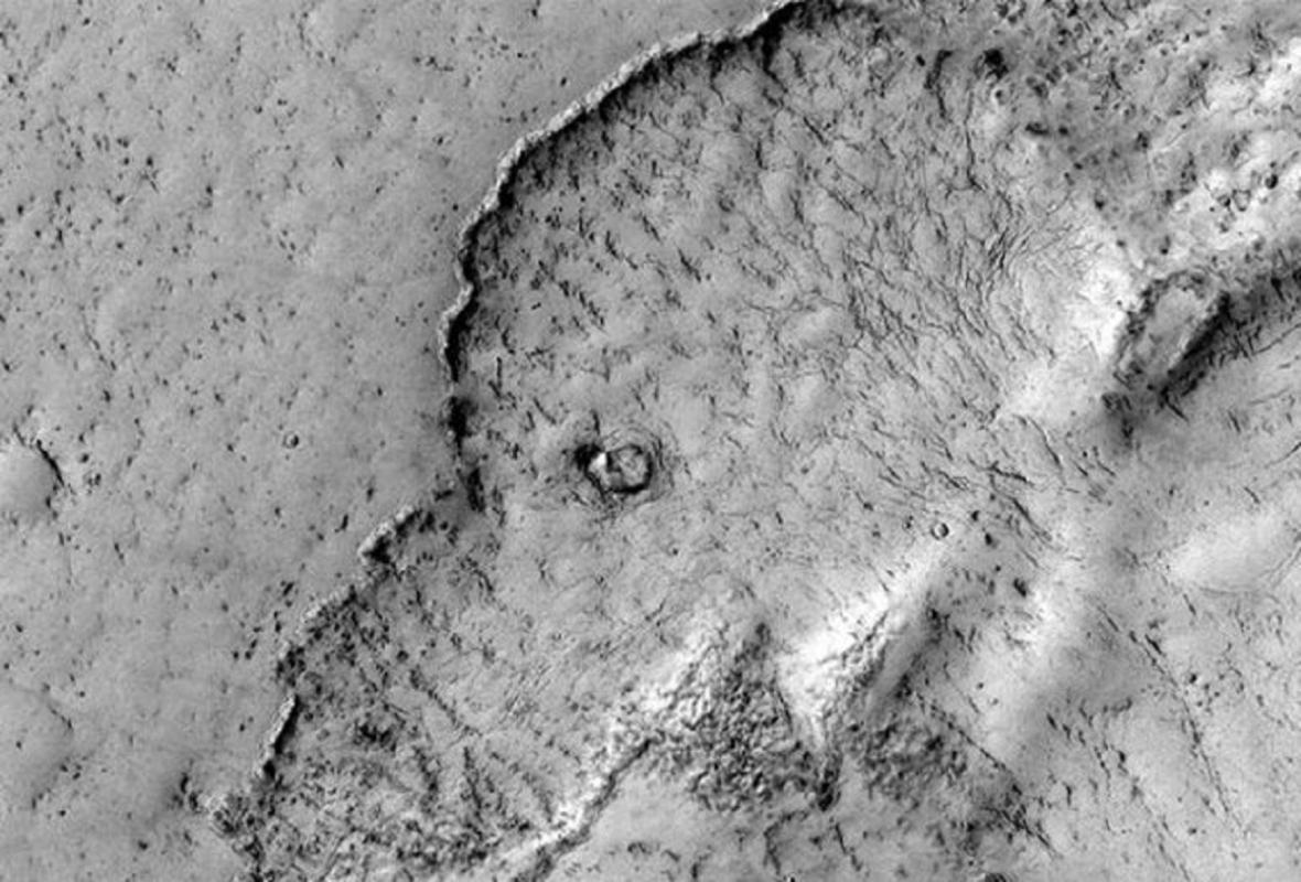 Slon na Marsu