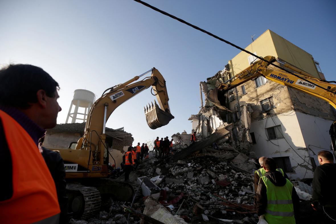 Jde o nejsilnější zemětřesení v zemi za desítky let