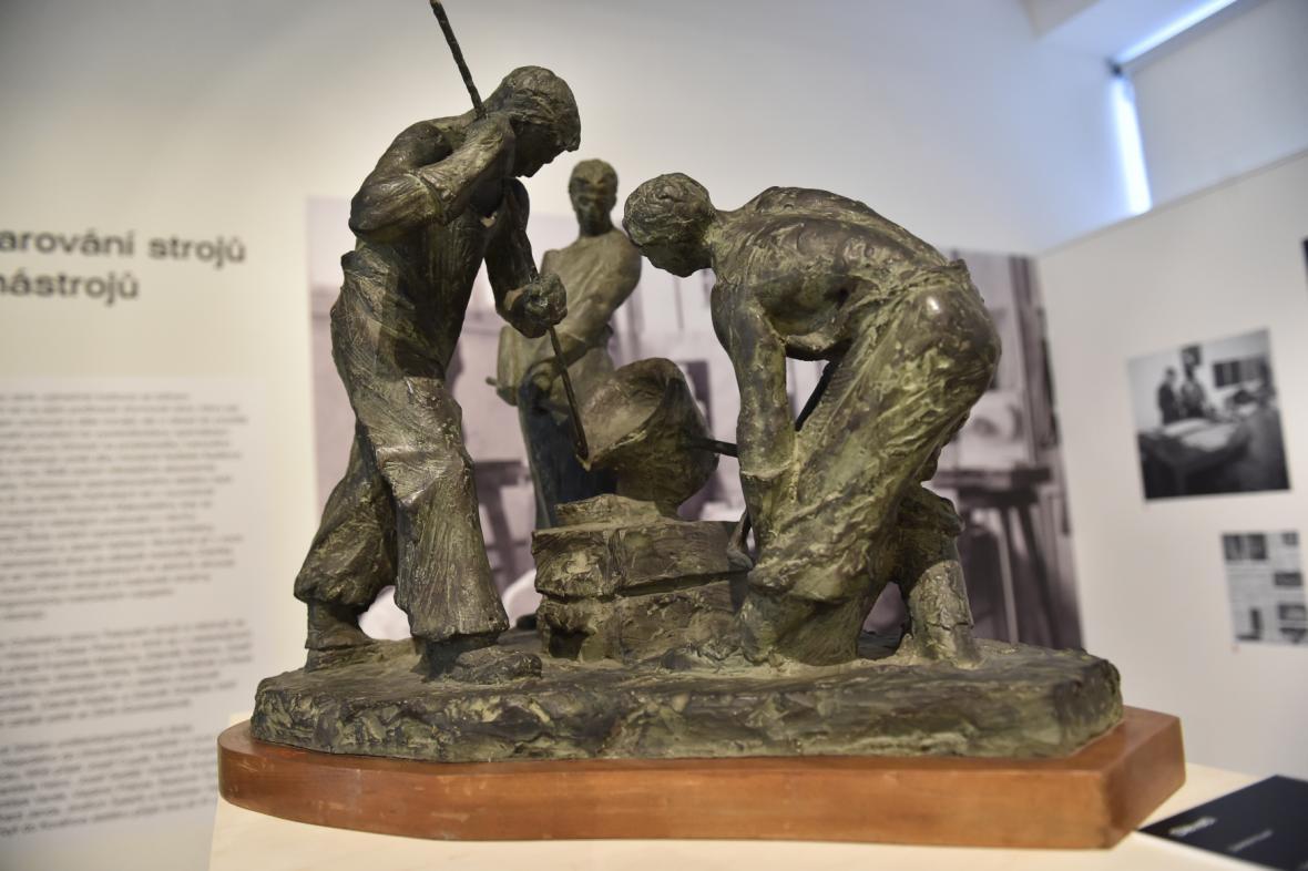 """Výstava """"Rozum versus cit"""" představuje zlínský průmyslový design"""