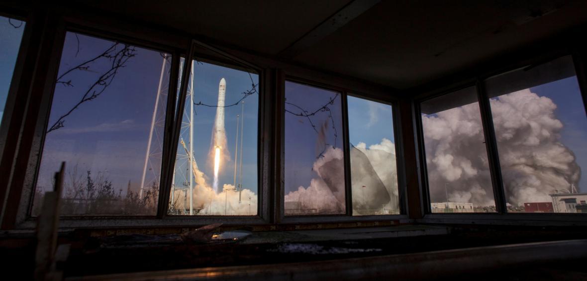 Nejlepší fotky z vesmíru podle Reuters