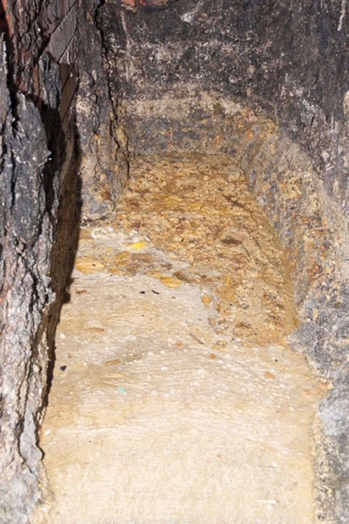 Tukovce v pražské kanalizaci