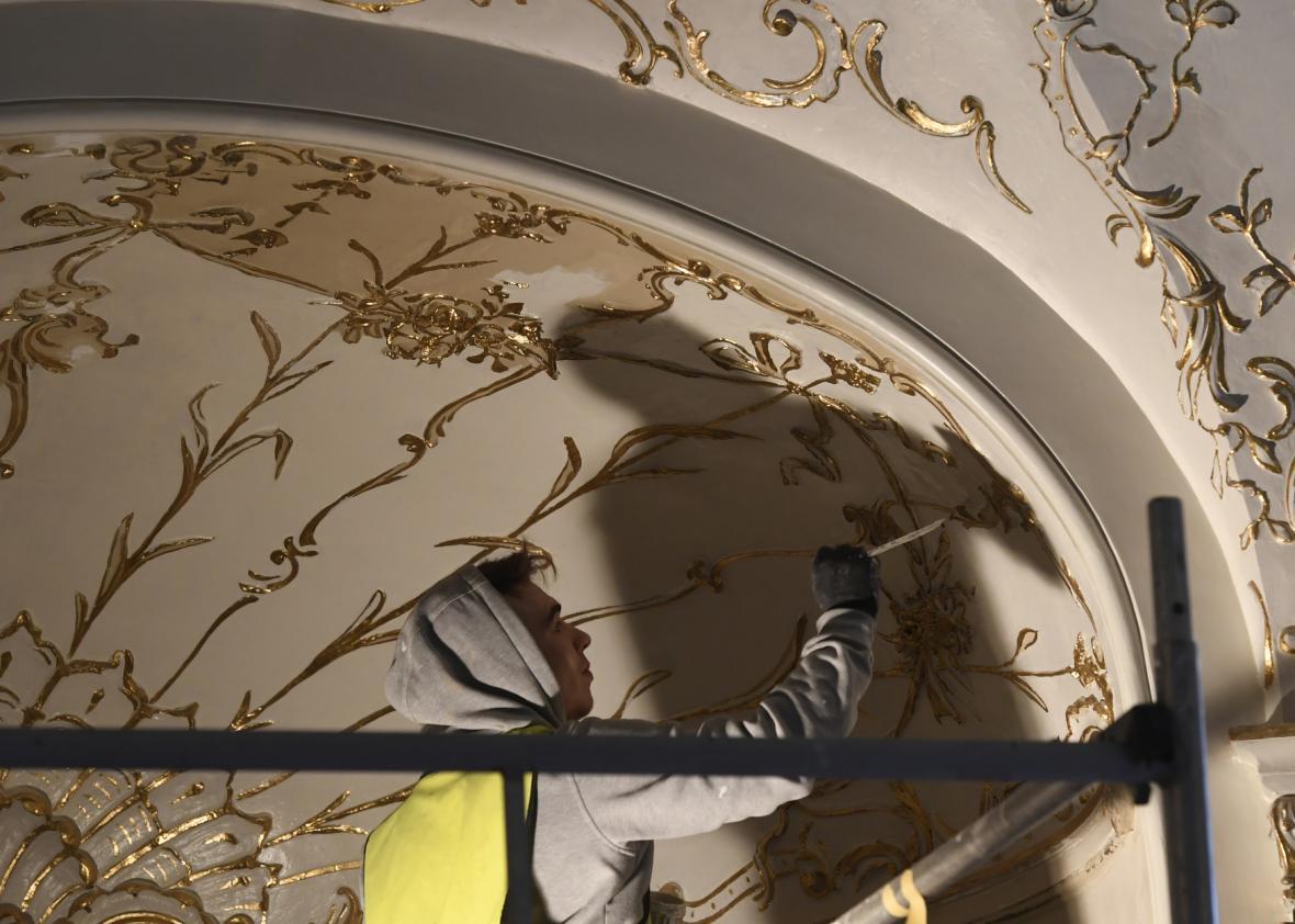 Rekonstrukce Státní opery v Praze