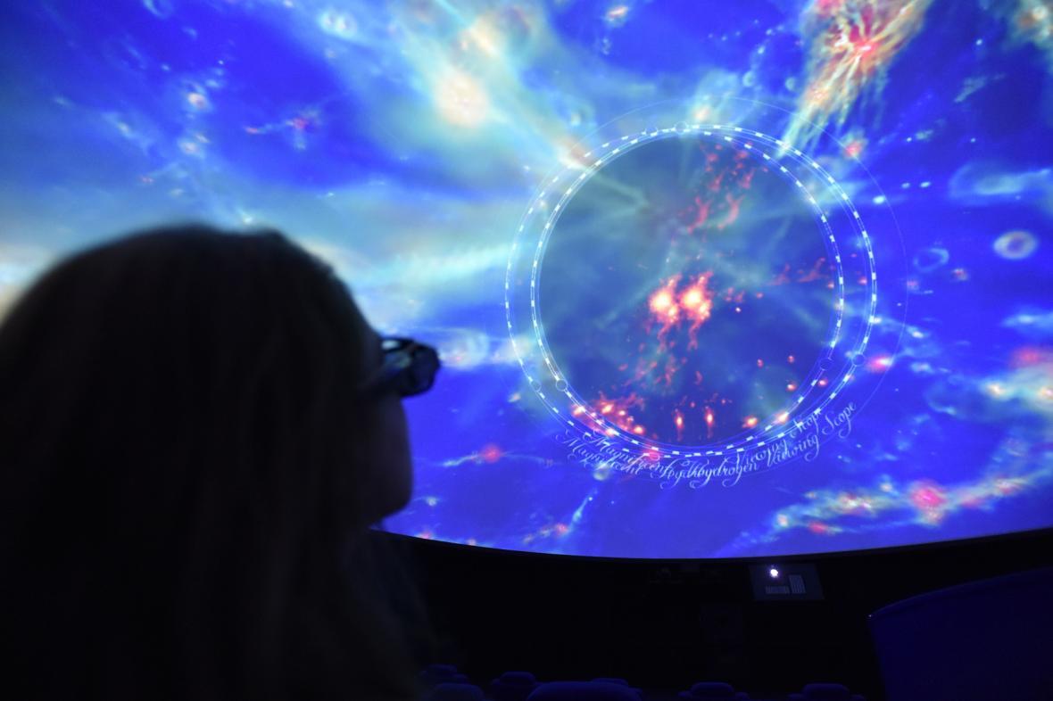 Hvězdárna a planetárium v Brně