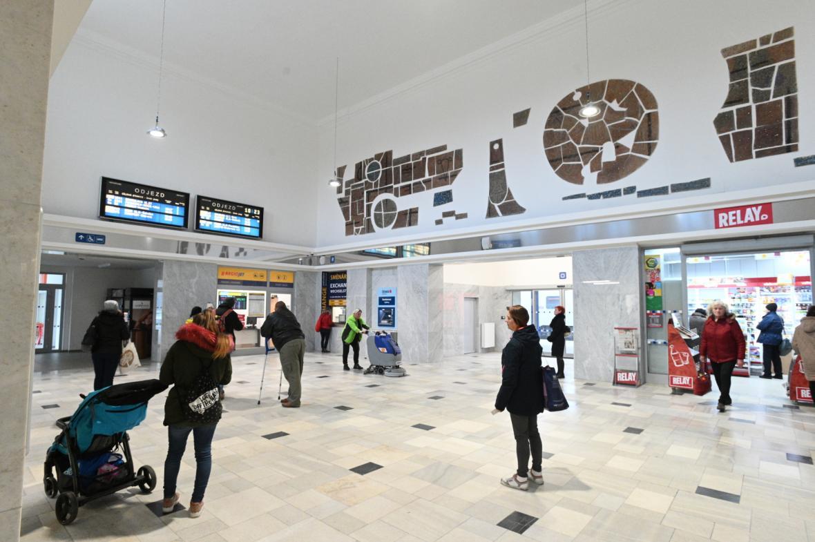 Břeclavské nádraží po rekonstrukci otevřelo
