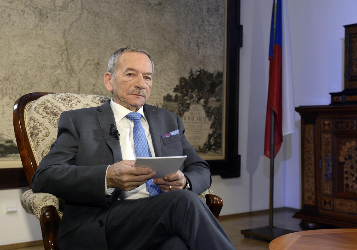Ve věku 72 let umřel senátor Jaroslav Kubera