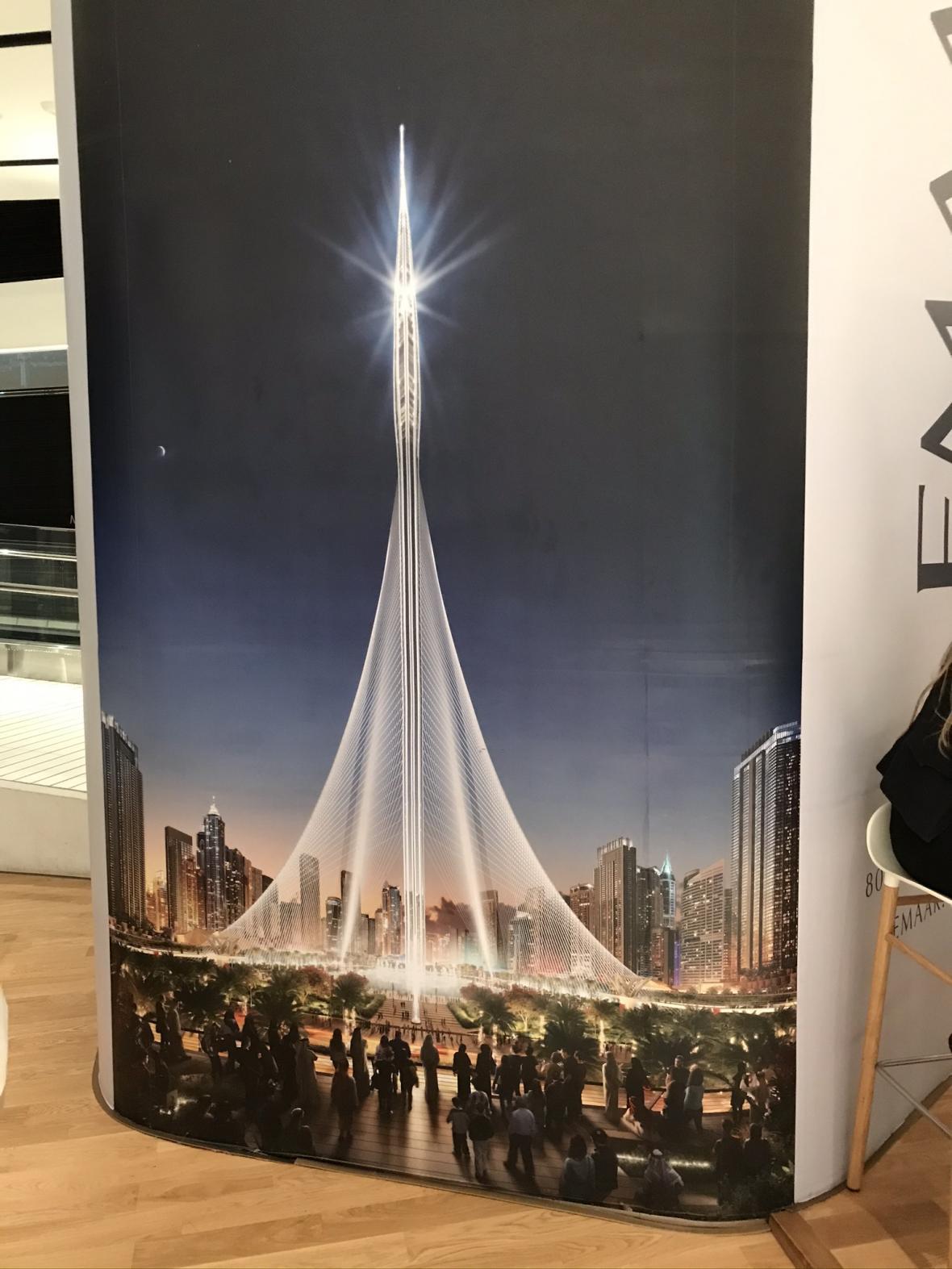 Projekt nové nejvyšší budovy světa