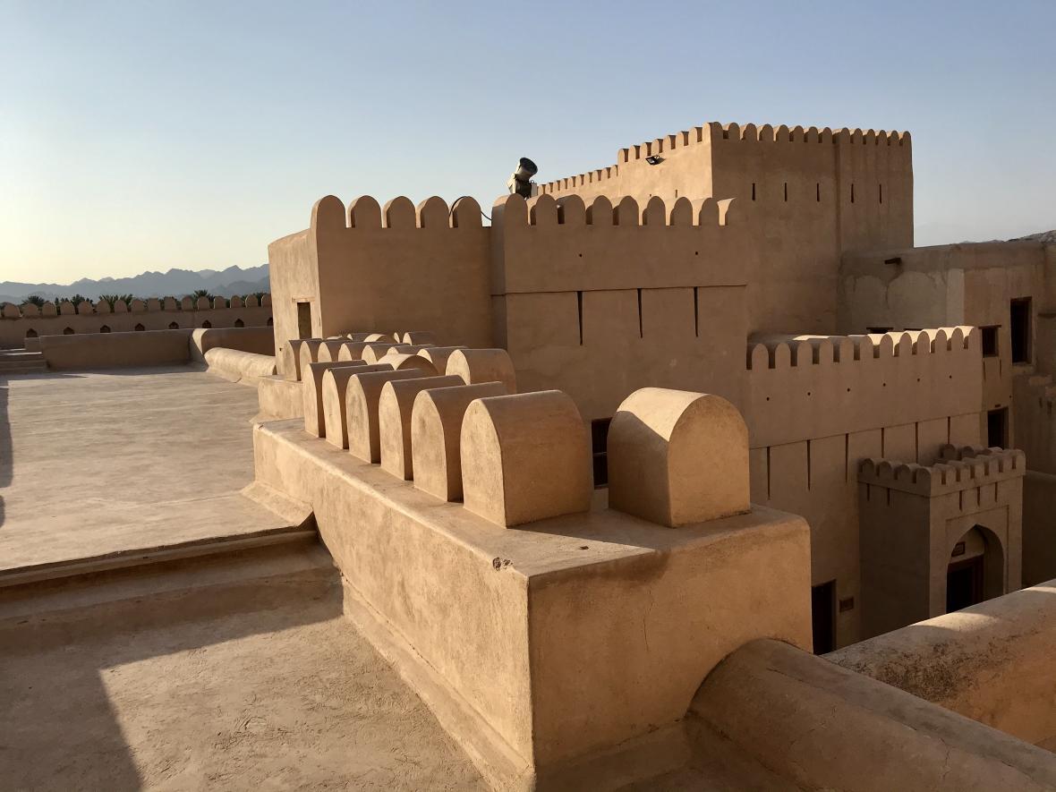 Pevnost v Nazvá