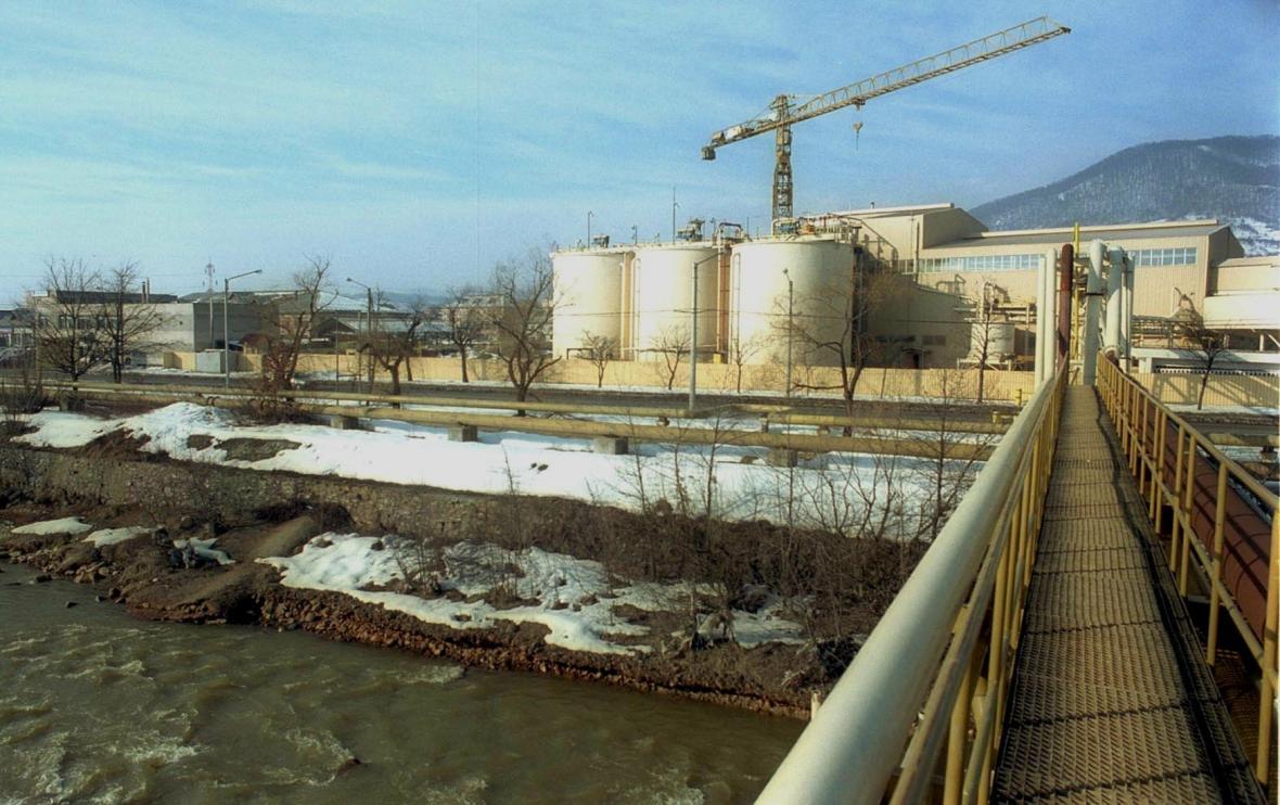 Ekologická havárie Baia Mare