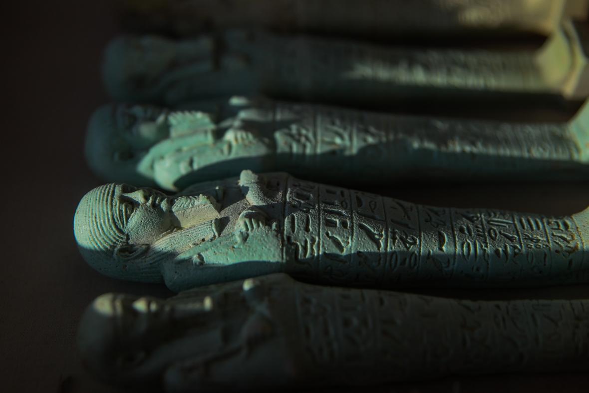 Nové nálezy egyptologů